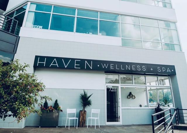 Haven Wellness spa